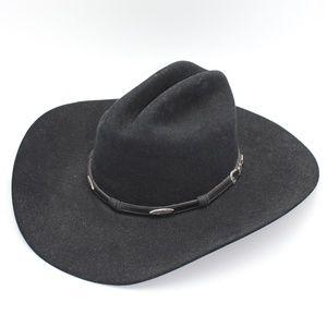 76512b30657 Stetson Black Legacy Comfort 4X Beaver Hat Sz. 7